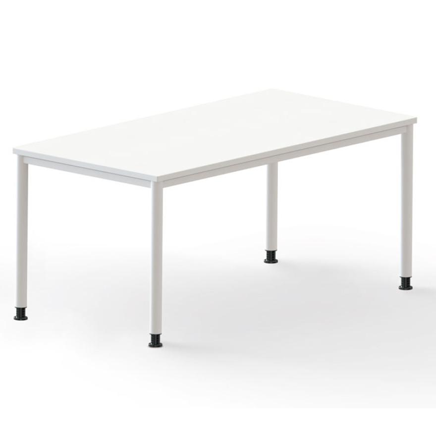 Palmberg schreibtisch sinac tiefe 80 cm 80 200 cm for Schreibtisch breite 70 cm