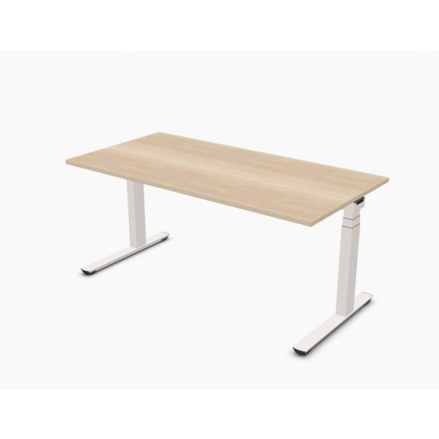 palmberg crew elektro sitz stehtisch 160 x 80 x 65 125 cm. Black Bedroom Furniture Sets. Home Design Ideas