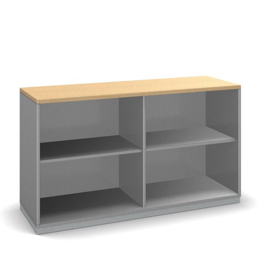 palmberg prisma 2 aktenregal 140 cm. Black Bedroom Furniture Sets. Home Design Ideas