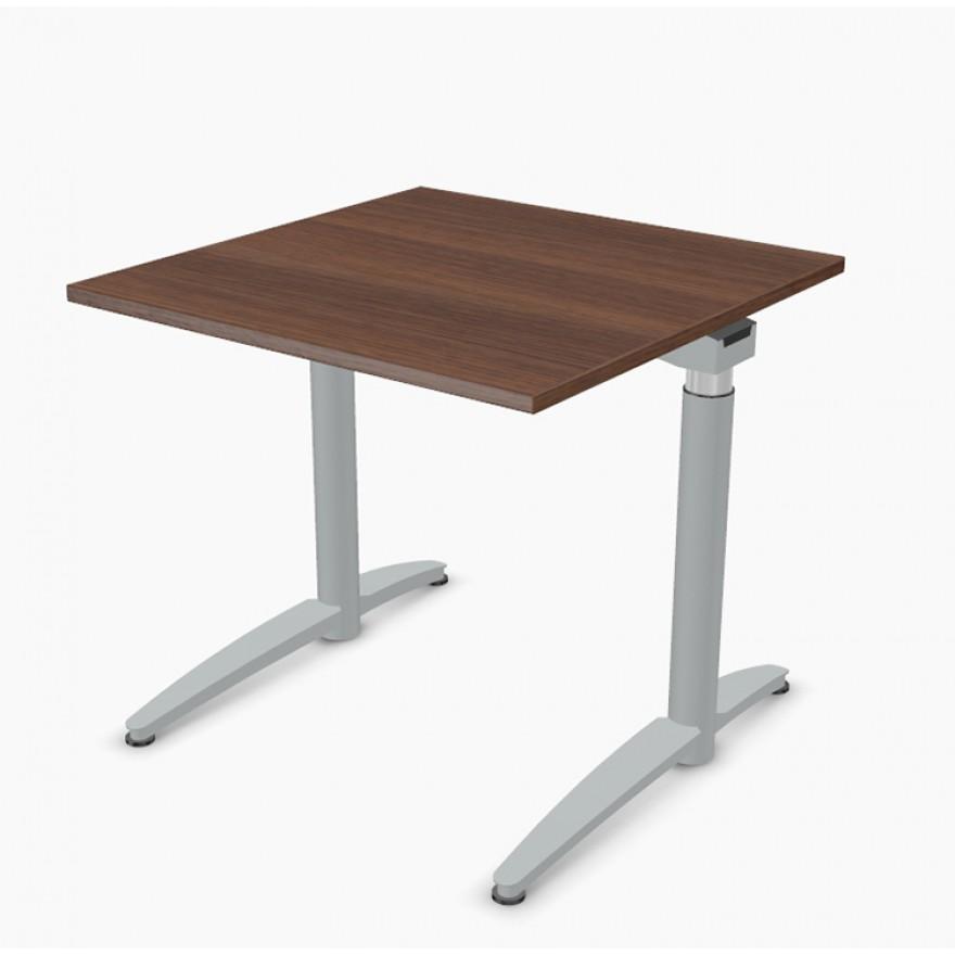 steh sitz tisch palmberg caldo elektrisch. Black Bedroom Furniture Sets. Home Design Ideas
