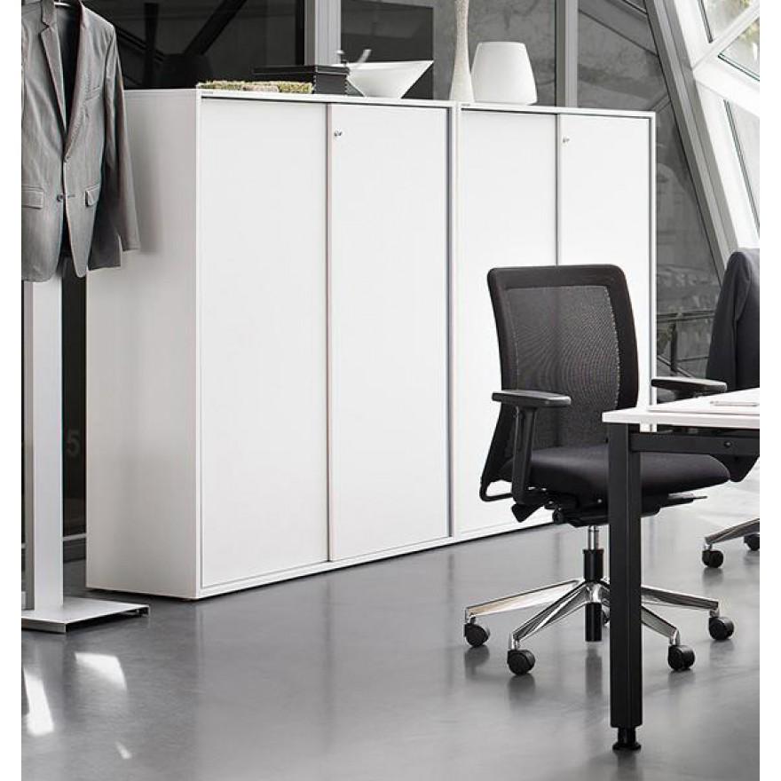 wiesner hager schiebet rschrank float fx 80 cm. Black Bedroom Furniture Sets. Home Design Ideas