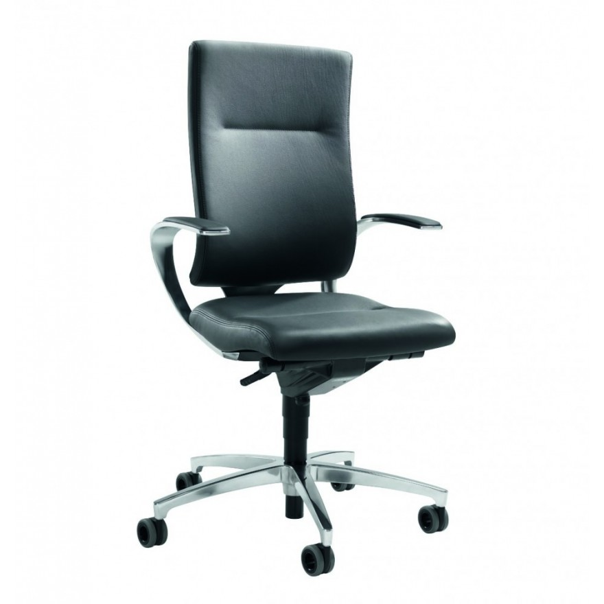 Dauphin InTouch executive IT 5440 - Ledersessel - Vollpolster