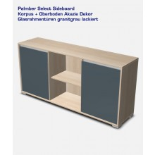 Palmberg Select Sideboard 84 x 176 cm offenes-Fach - SE M2 1765