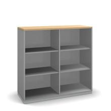 palmberg prisma 2 aktenregal 120 cm. Black Bedroom Furniture Sets. Home Design Ideas