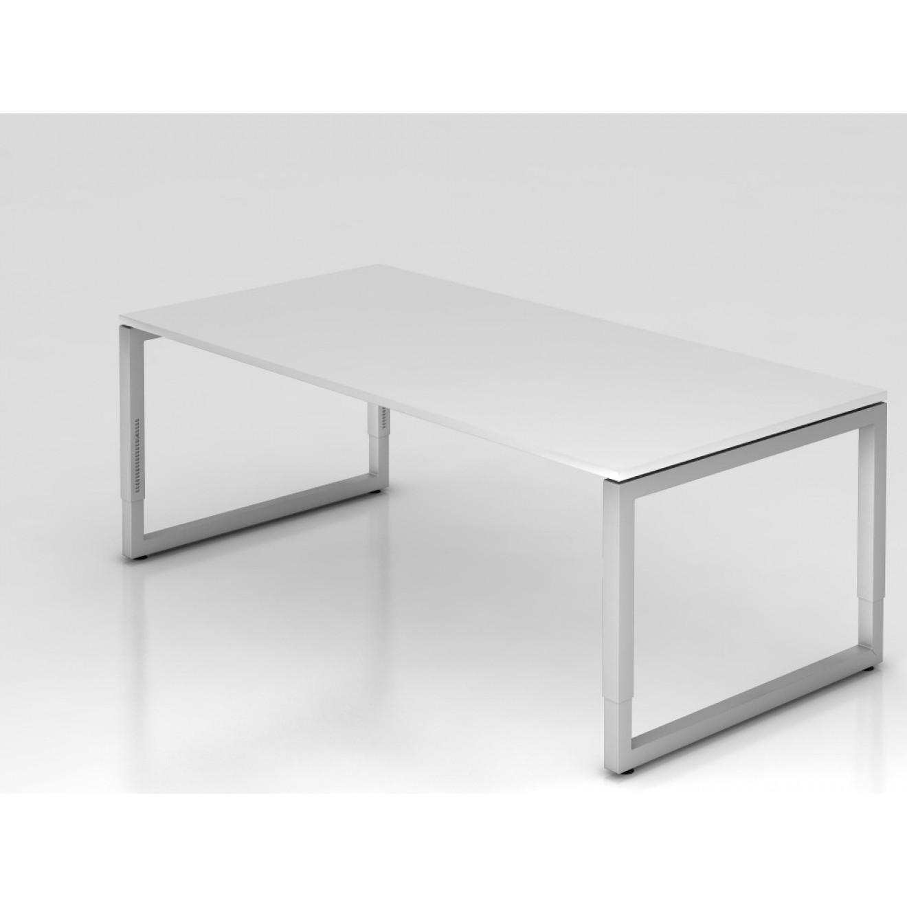 retado office schreibtisch serie r 200 x 100 cm. Black Bedroom Furniture Sets. Home Design Ideas