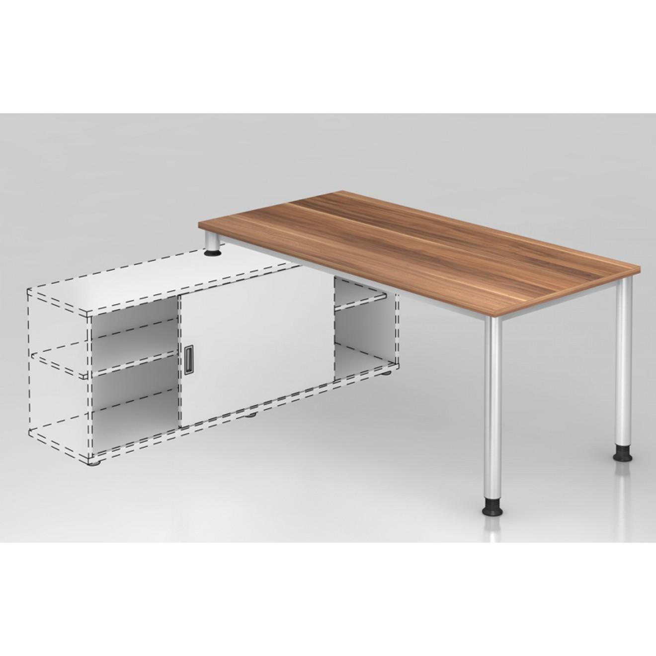 retado office aufsatz schreibtisch serie h. Black Bedroom Furniture Sets. Home Design Ideas
