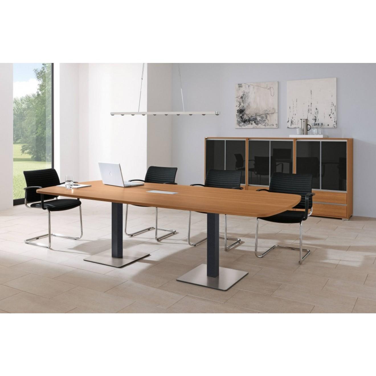 palmberg crew besprechungstisch 160 220 cm. Black Bedroom Furniture Sets. Home Design Ideas