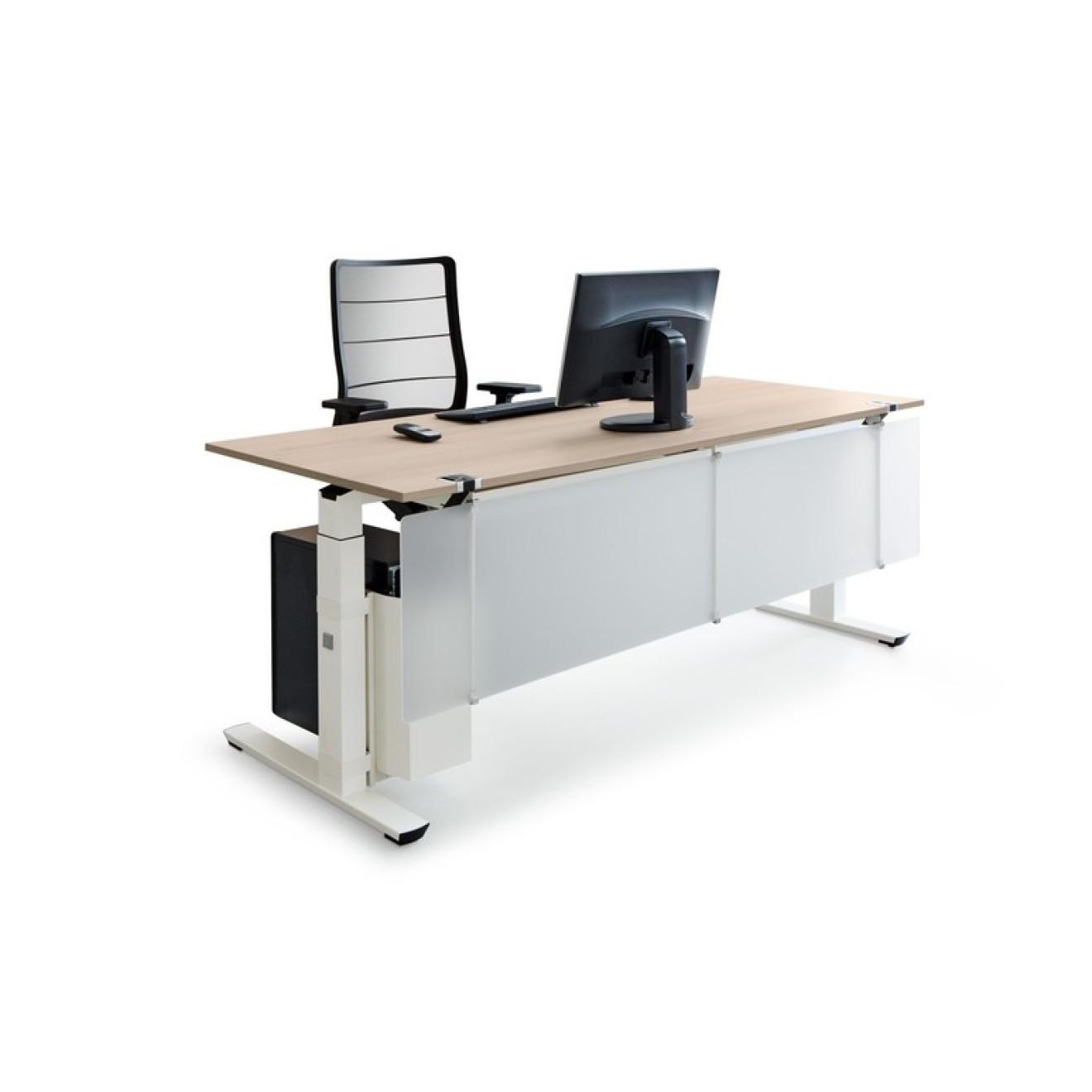 Pc schreibtisch  Palmberg Crew PC-Schreibtisch 160   180   200 cm   objectservice.de