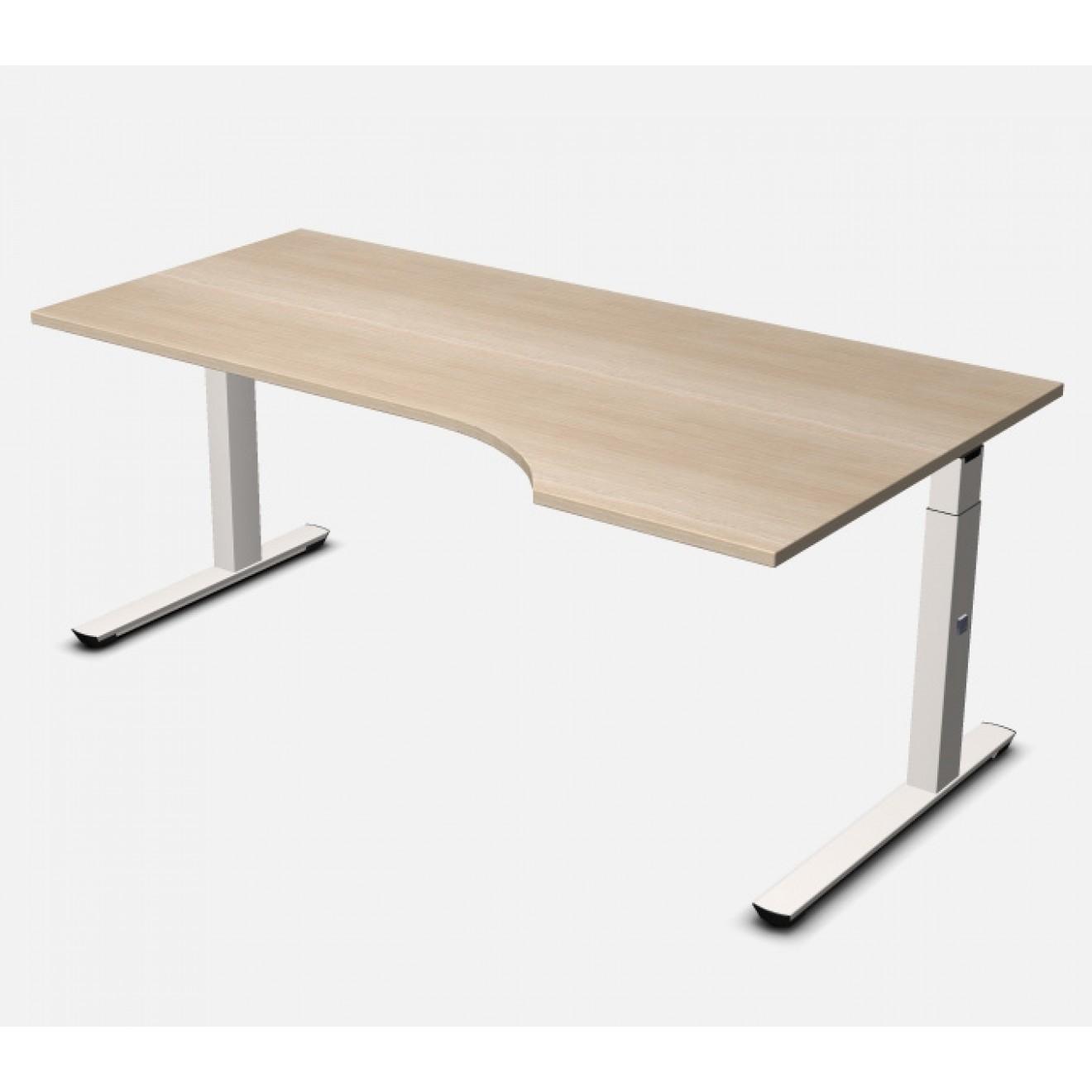 palmberg crew pc schreibtisch 160 180 200 cm. Black Bedroom Furniture Sets. Home Design Ideas