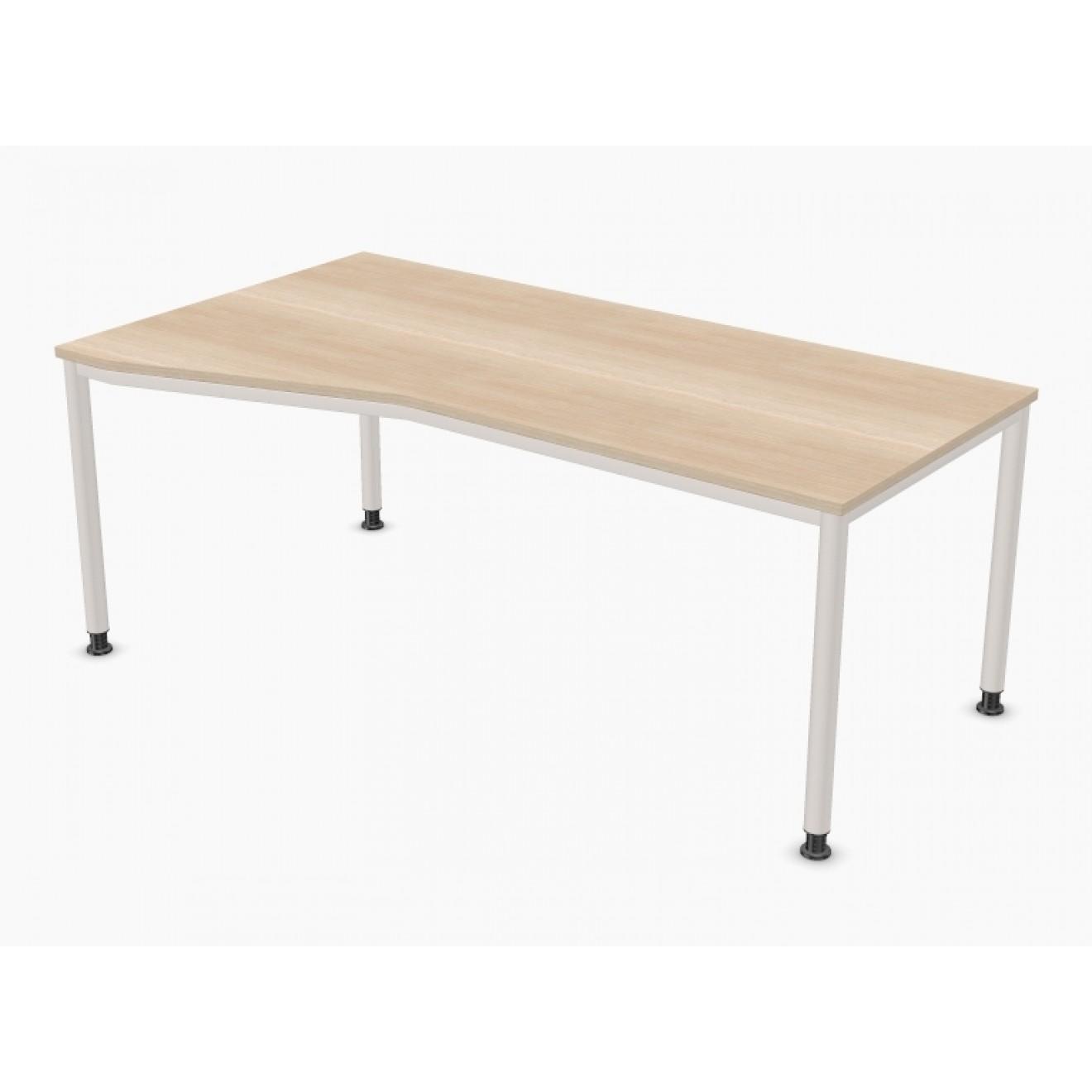 palmberg schreibtisch sinac 160 180 200 cm. Black Bedroom Furniture Sets. Home Design Ideas