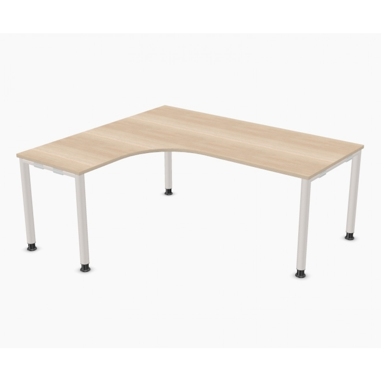 palmberg systo tec com schreibtisch 160 180 200 cm. Black Bedroom Furniture Sets. Home Design Ideas