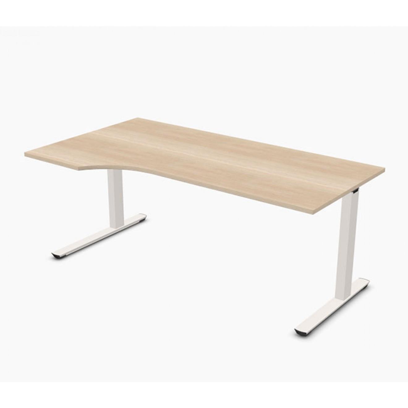 schreibtisch palmberg crew 180 x 80 100 x 72 cm. Black Bedroom Furniture Sets. Home Design Ideas