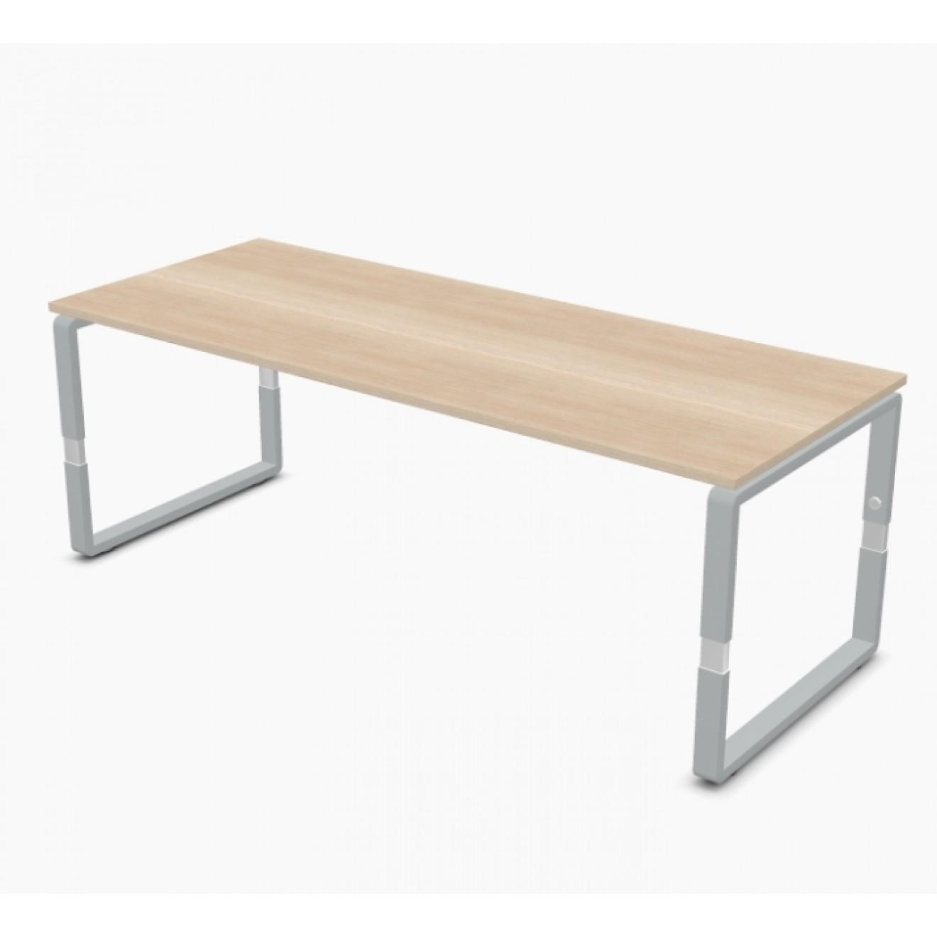 schreibtisch palmberg pensum wange 200 x 80 x 65 82 cm. Black Bedroom Furniture Sets. Home Design Ideas