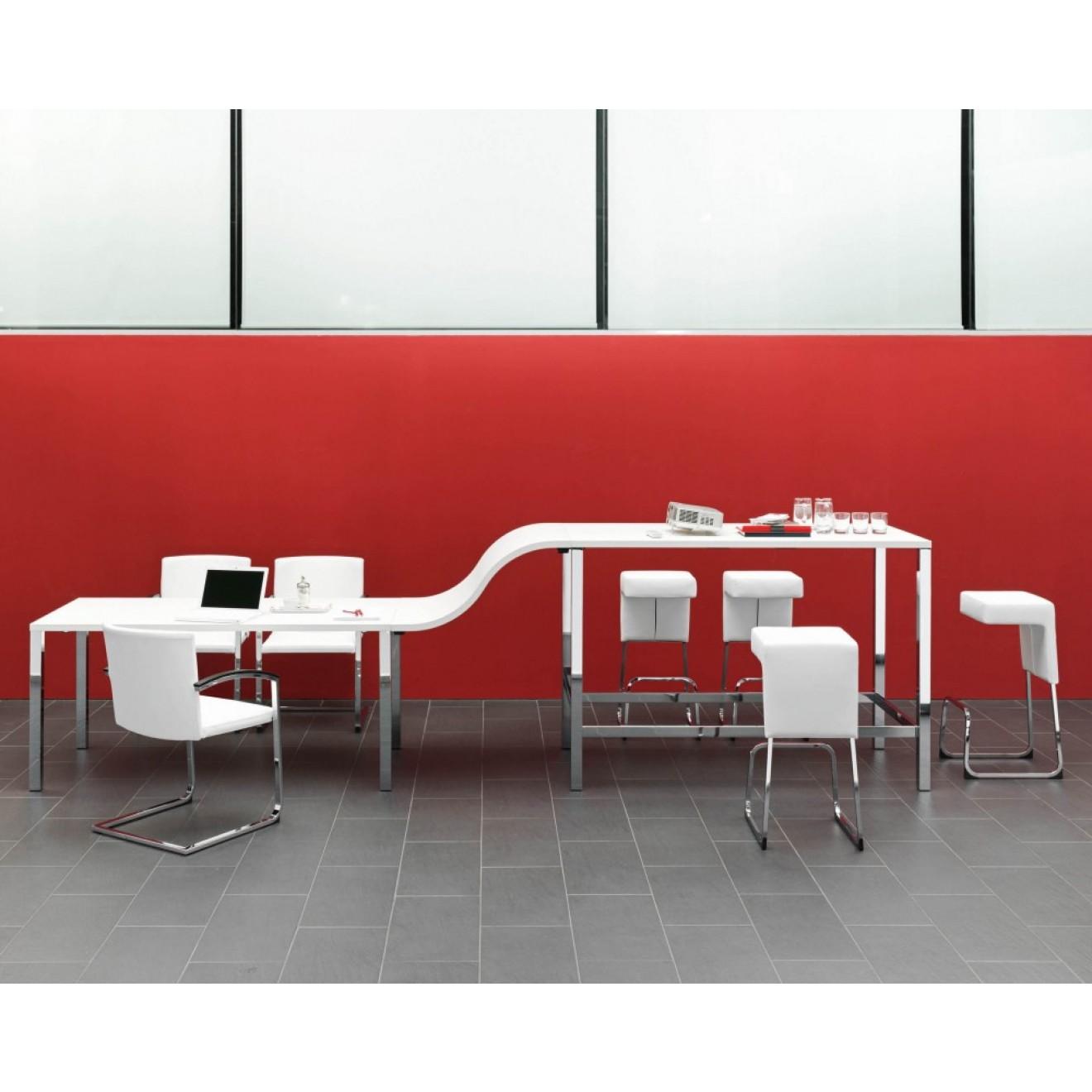 wiesner hager client 3215 stehtisch. Black Bedroom Furniture Sets. Home Design Ideas