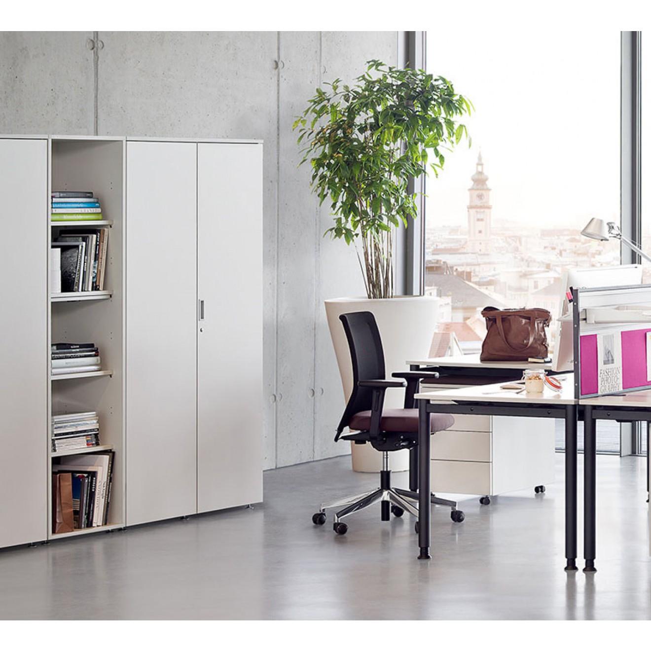 wiesner hager aktenregal float fx. Black Bedroom Furniture Sets. Home Design Ideas