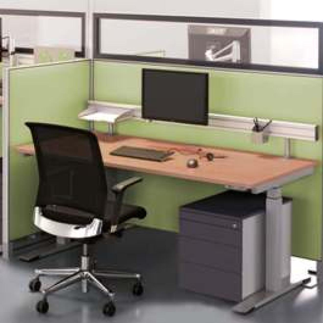 oka jump schreibtisch 120 140 160 180 200 cm. Black Bedroom Furniture Sets. Home Design Ideas
